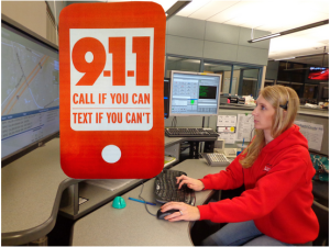 Text-to-911 Not Yet Available in Clark County